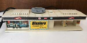 MATTEL 1970'S HOT WHEELS REDLINE SIZZLERS POWER PIT