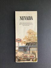 1971 Nevada Texaco Road Map