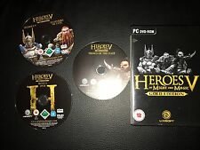 Heroes of Might & Magic V-Gold Edition (PC: Windows, 2007)