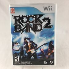 Rock Band 2 - Nintendo  Wii Game