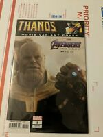 THANOS #1 VARIANT 1 in 10 MOVIE PHOTO COVER RETAILER INCENTIVE MARVEL 1/10