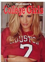 Playboy's Nude College Girls 2000 Hugh Hefner
