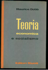 RL Maurice economic theory and Socialism Publishers meeting 1960 Culture 29