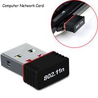 mini - pc computer usb - wlan - antenne netzwerk - karte wlan lan - adapter