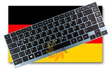 Orig. QWERTZ Tastatur Toshiba Satellite U800 U835 U840 Series DE Backlit Neu