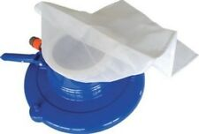 SWIMMING POOL VACUUM LEAF EATER WITH WHEELS & BRUSH