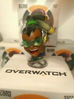 OVERWATCH LUCIO CUTE BUT DEADLY SERIES 3 BLIZZARD FIGURE