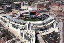 Nationals Park & Navy Yard Washington D.C., MLB Baseball Stadium Sports Postcard