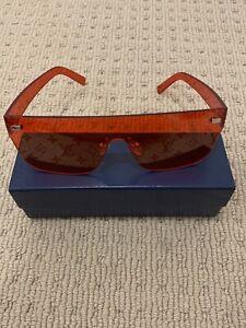 Louis Vuitton X Supreme Sunglasses