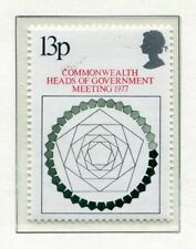 s2661) UK GREAT BRITAIN 1977 MNH** Commonwealth meeting 1v