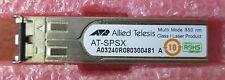 ORIGINALE Allied Telesis la modalità Multi 850nm at-spsx 21 CFR SFP GBIC