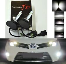 LED Kit N1 50W 894 6000K White Two Bulbs Fog Light Upgrade Replacement Plug Play