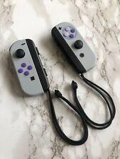 Nintendo Joy-Con Custom Controllers Pair - NES SNES RETRO