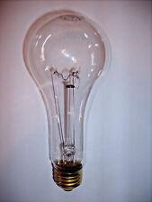 200watt Clear Rough Service, 10k hour, Incandescent Bulbs (6)