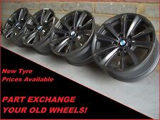 "2239 Genuine 17"" BMW 236 5 Series F10 F11 6 Series F06 F12 F13 Grey Alloy Wheels"