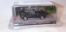 James bond car collection Aston Martin V8vantage the living daylights Mint boxed