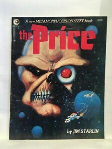 Metamorphosis Odyssey #2 The Price FN+ 1st Print Eclipse Comics Jim Starlin