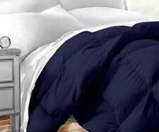 New Sleep Restoration Micromink Comforter Navy King/Cal King