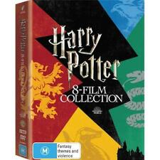 HARRY POTTER : 8-Film Collection Limited Edition : NEW DVD Box Set