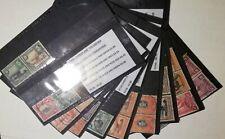 Nine Ex-Dealer Stockcards Used Kenya Uganda Tanganyika Was Priced £28+