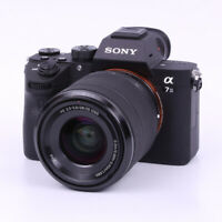 Sony Alpha a7 III Mirrorless Digital Camera Body with 28-70mm Lens
