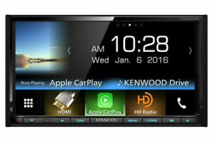 "Kenwood DDX9703S 6.95"" Android Auto/Apple CarPlay Bluetooth Receiver"