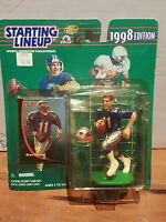 DREW BLEDSOE 1998 STARTING LINEUP FIGURE NEW NIB SEALED  PATRIOTS COWBOYS