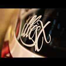 illest Scrawl signature Cool JDM Car Vinyl Decal Sticker