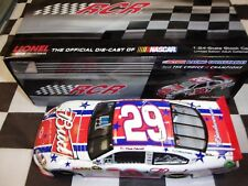 Kevin Harvick #29 Budweiser 4th of July 2011 Impala Action 1:24 scale car NASCAR