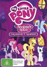 My Little Pony Friendship is Magic: Season 1 Eps 11-15 - Tara Strong NEW R4 DVD