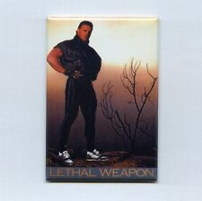 HOWIE LONG / LETHAL WEAPON - MINI POSTER FRIDGE MAGNET (nike 1987 costacos rare)