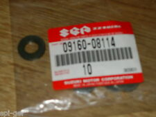 GSXR-750-600 TL1000 Suzuki NEW Genuine Exhaust Hanger Bracket Washer 09160-08114