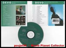 "DEVO ""Q : Are We Not Men ? A : We Are Devo - Devo Live"" (CD) 1993"