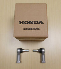 New 1998-2004 Honda TRX 450 TRX450 Foreman ATV OE Set of 2 Tie Rod Ends
