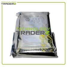 """652766-B21 HP 3TB SAS 7.2K RPM 2-P 3.5"""" HDD 653959-001 New Sealed in Bag 0-Hours"""