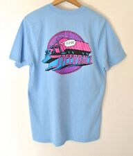 NWOT HUF Speed Ball Graphic T-Shirt Powder Blue size Medium
