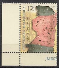 Makedonien / Mazedonien Nr. 346** 450 Jahre Meßbuch von Gijon Buzuku