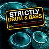 STRICTLY DRUM & BASS ~ 12 Tracks ~ CD Album ~ EC ~ FREE POST!