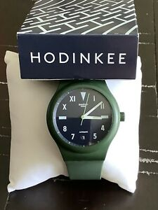 Hodinkee Limited Edition Swatch Sistem 51 Automatic Original Packaging