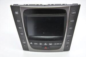 Lexus GS 2006 Rhd Navigation Système Tête Unité Écran 86111-30430