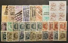 Belgique - België - Lot de timbres (O) & Mng(*) - TB - 3109