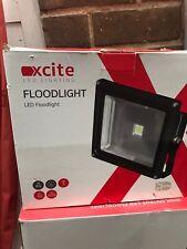 50W LED Security Light 240V IP65 Tilting Outdoor Floodlight 4000k 50 Watt
