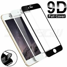 9D Curved Edge Full Cover Tempered Glass For iPhone 7 8 6 6S