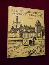 Buch, Trost, Norddeutsche Stadttore zwischen Elbe und Oder, Akademie Verlag 1959