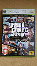 Grand Theft Auto: Episodes From Liberty City - Microsoft Xbox 360