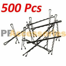 """500 Pcs Regural 2"""" inch Bobby Pins Hair Grips Clips Classic Style Black LOT 500"""