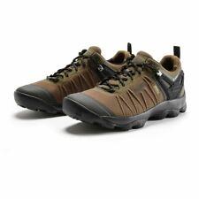 Keen Mens Venture Waterproof Walking Shoes - Green Sports Outdoors Breathable