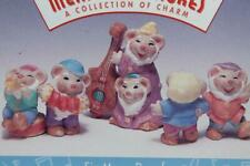 Hallmark Merry Miniatures-'Six Merry Dwarfs' 1997 Story Time Set of 3 New In Box
