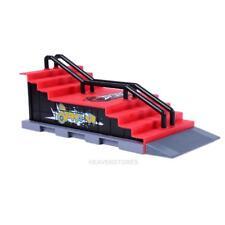 Skate Park Ramp Parts for Tech Deck Fingerboard Finger Board F hv2n