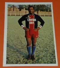 161 J. BADE PARIS SAINT-GERMAIN PSG AGEDUCATIFS FOOTBALL 1973-1974 73-74 PANINI